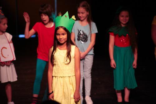 Veselo povrće - dečija predstava
